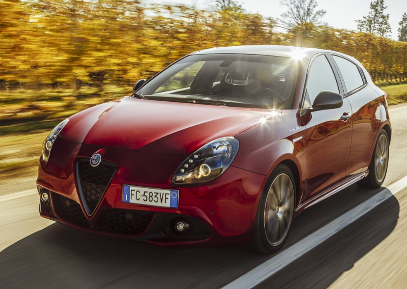 2019 Alfa Romeo Giulietta Colors Release Date Redesign Price