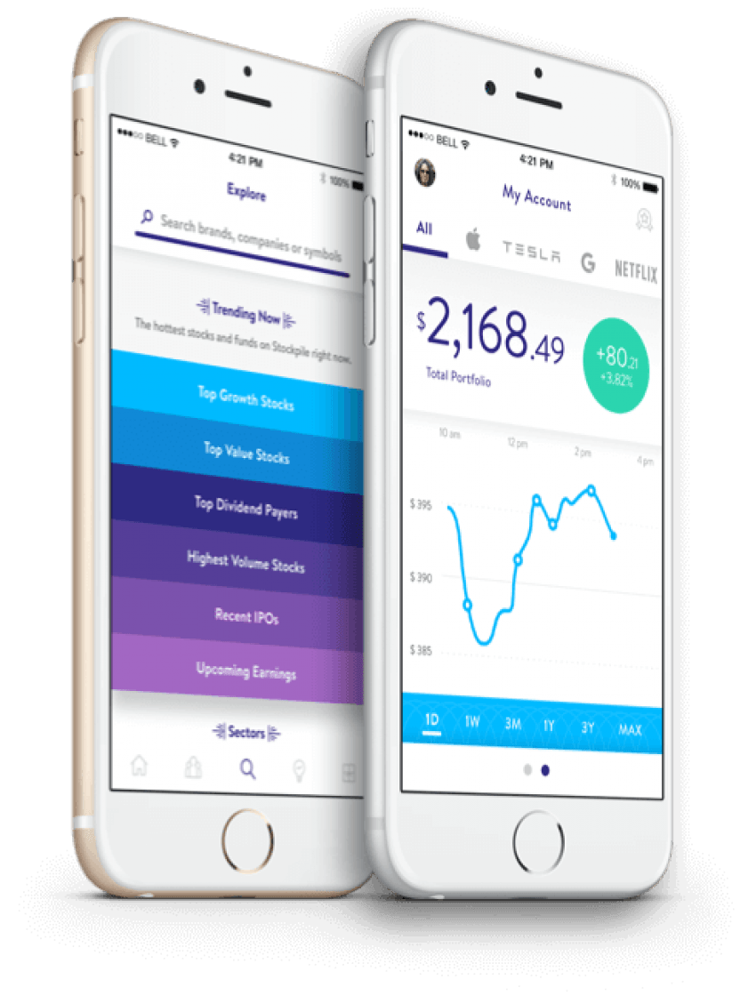 The App That Makes Investing in Stocks Easy for Everyone