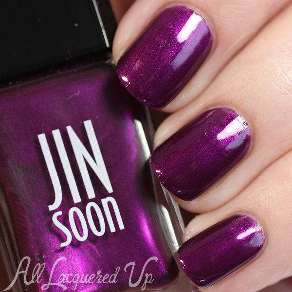 Fall 2015 Nail Polish Collections: JINsoon Fall 2015 Operetta Collection Swatches & Review