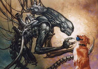 Aliens: Hive by Dave Dorman