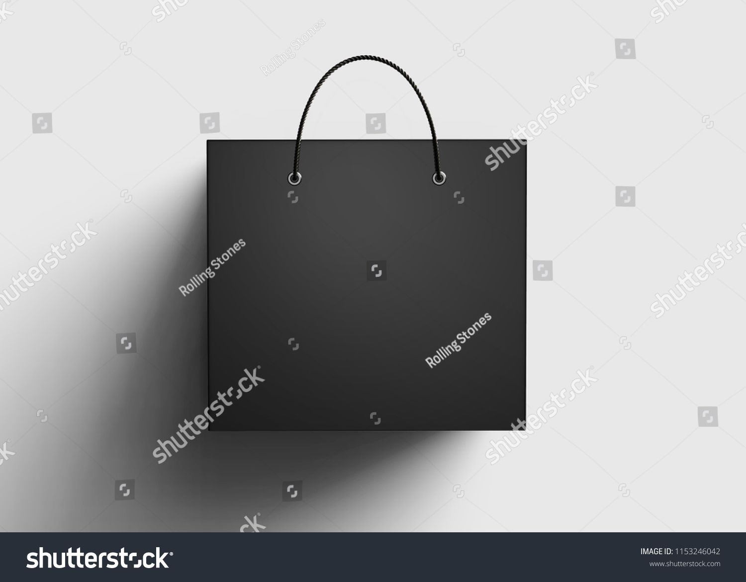 Download Isolated Black Paper Bag Mockup Template Lay Down On The Floor In 3d Render Top View Sponsored Ad Bag Mockup Pape Bag Mockup Black Paper Mockup Template