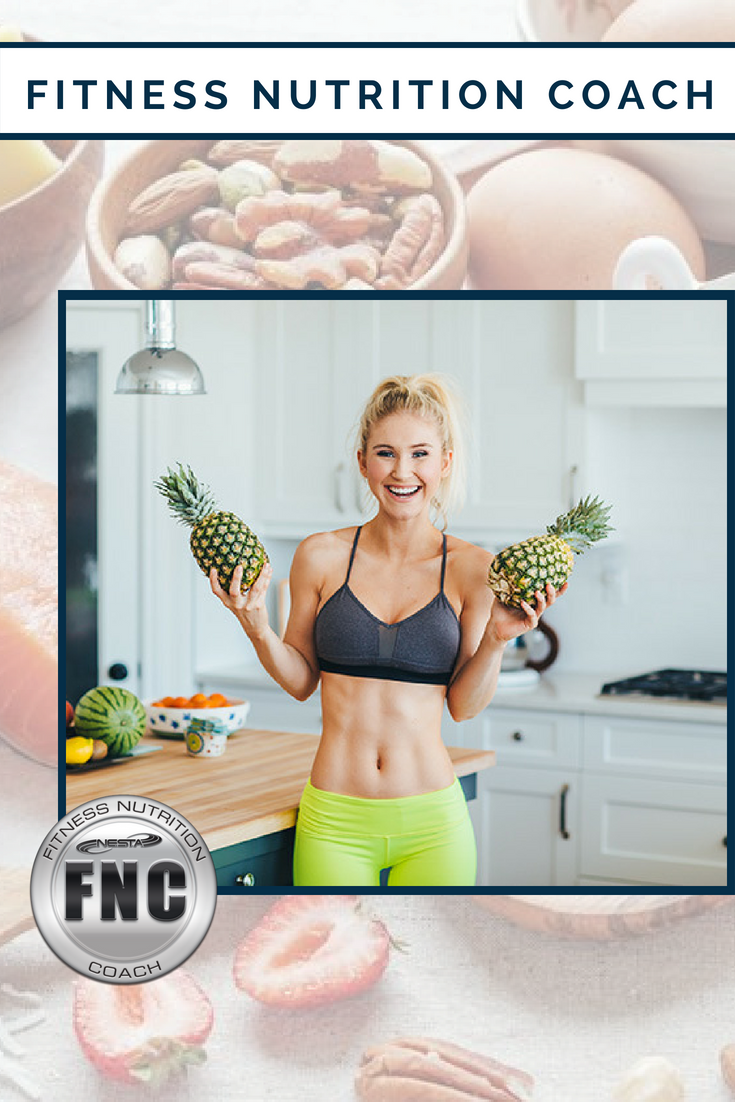 Nutrition Certification Fitness Nutrition Sports Nutrition And Cardio