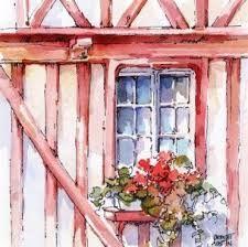 Image result for bridget austin aquarelle
