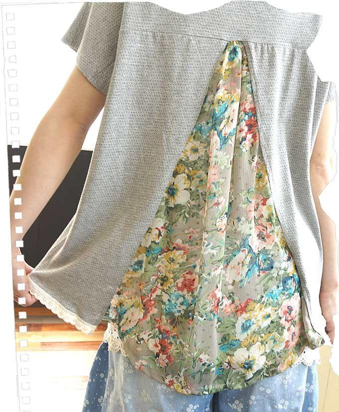 Idea per reconvertir samarreta vist a-http://item.rakuten.co.jp/onepi-c/w9762