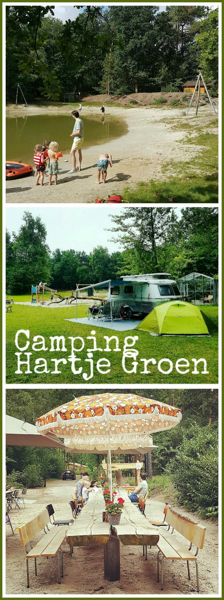 In Nl: Hartje Groen – Idyllische kleine camping met zwemmeer in Brabant bij Schaik Oss Den Bosch en Nijmegen