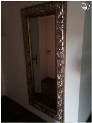 Grosser Spiegel Antik, sehr guter Zustand