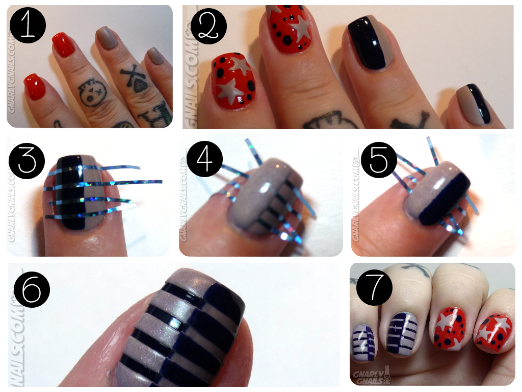 Wide striping tape nails google search nails aka accessories tape nails prinsesfo Gallery