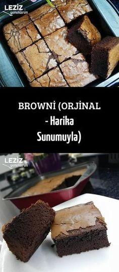 Browni (Orjinal – Harika Sunumuyla)