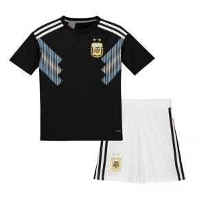 909d9d7da1e 2018 World Cup Youth Kit Argentina Away Replica Black Suit  BFC843 ...