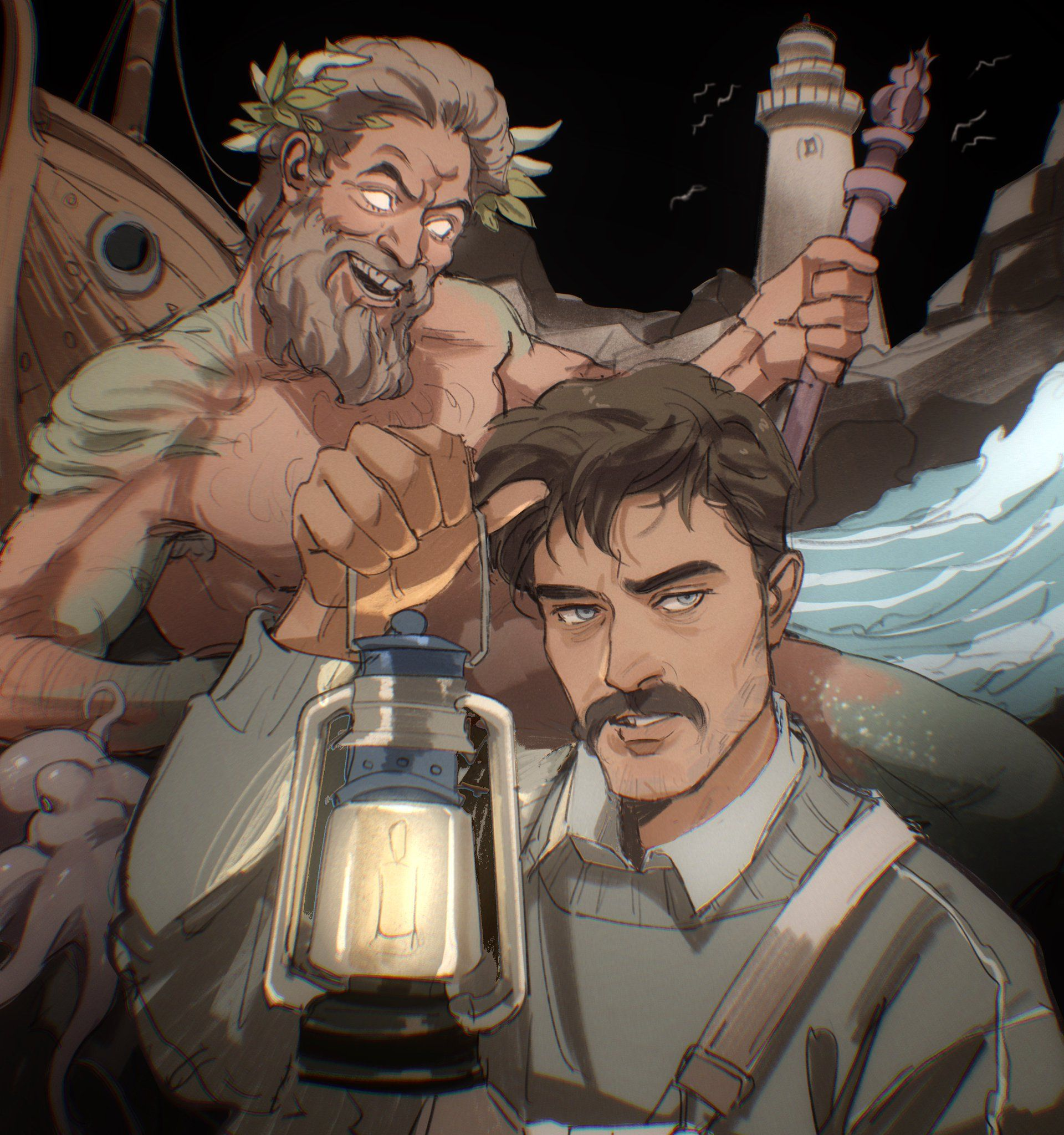 Columbo On Twitter Disney Concept Art Movie Art Columbo