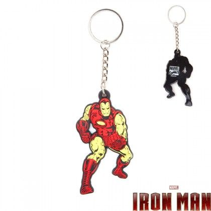 Porte-Clés Iron Man Personnage Marvel sur Cadeaux et anniversaire.com