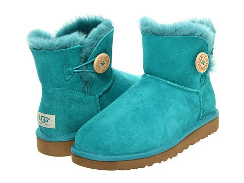 Ugg mini bailey button boysenberry. Snow BootsWinter ...