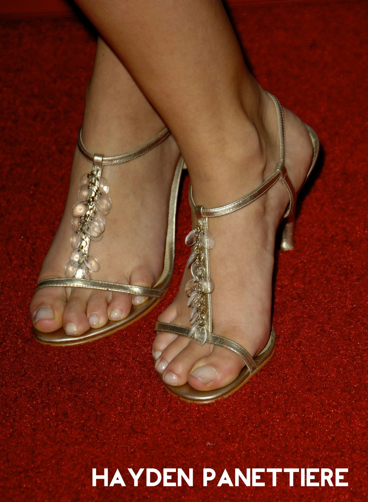 Sexiest Feet In The World