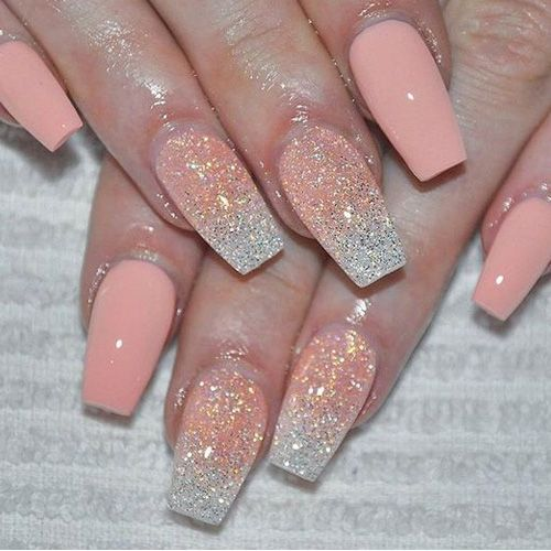Ombre Nails – 175 Best Ombre Nails | Ombre, Nail nail and Fancy ...