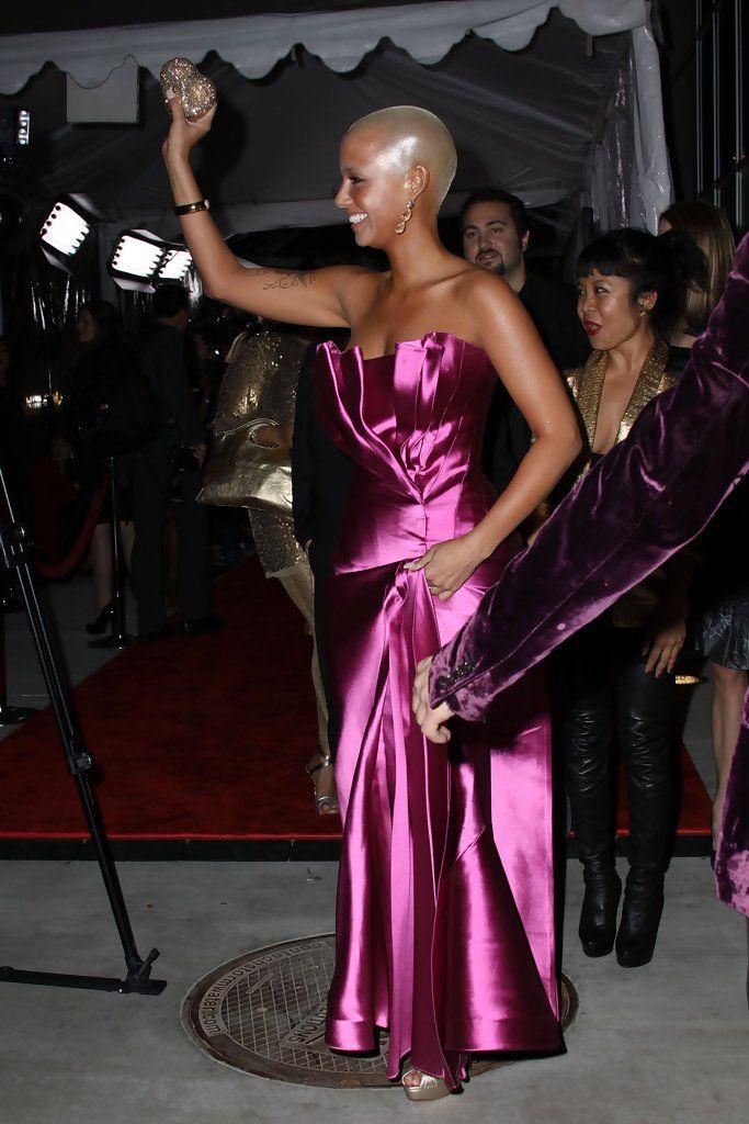 Amber Rose 2018 Prom Dresses