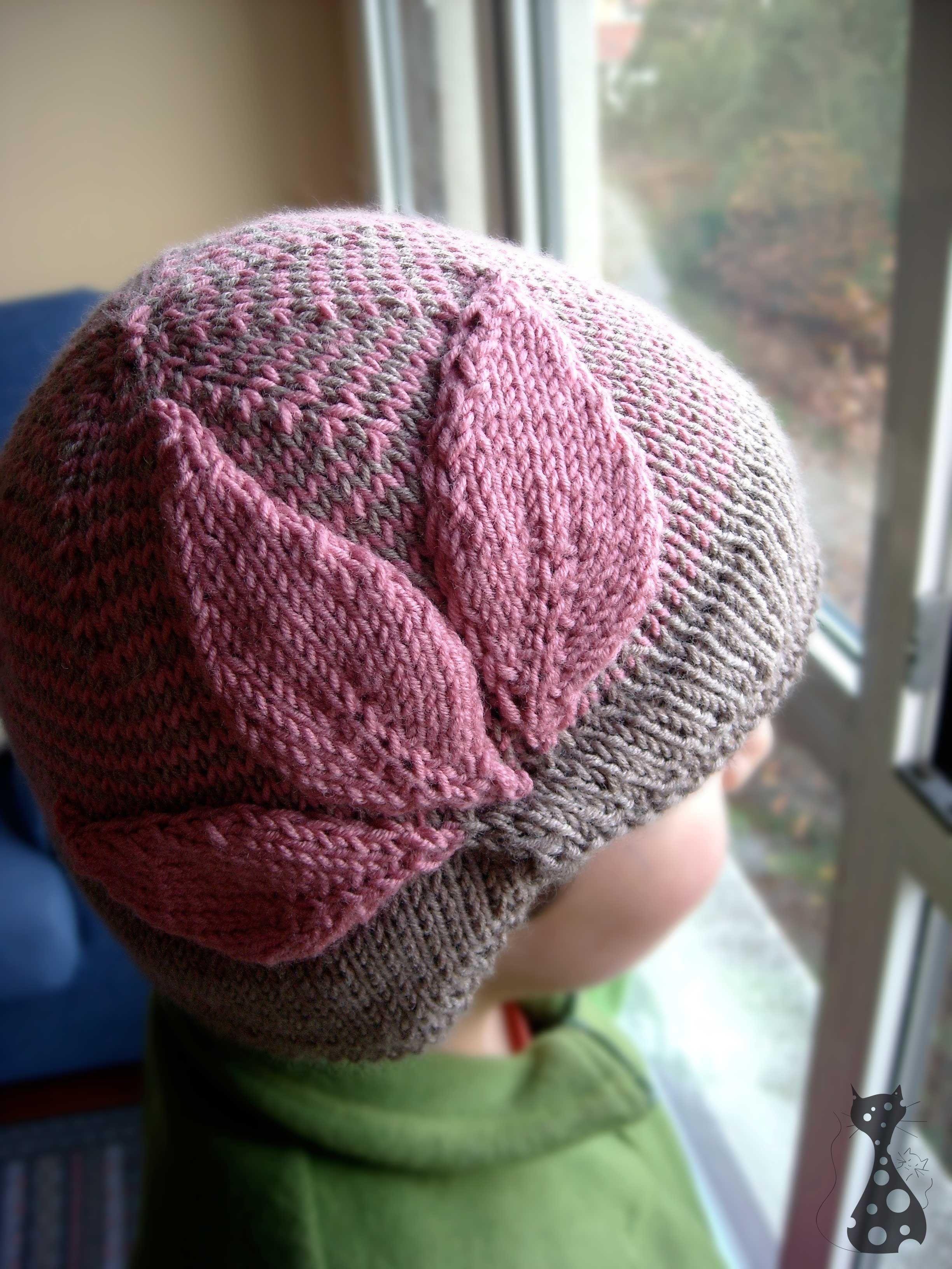 Resultat d\'imatges de patrones de gorros de lana | Knitting and ...