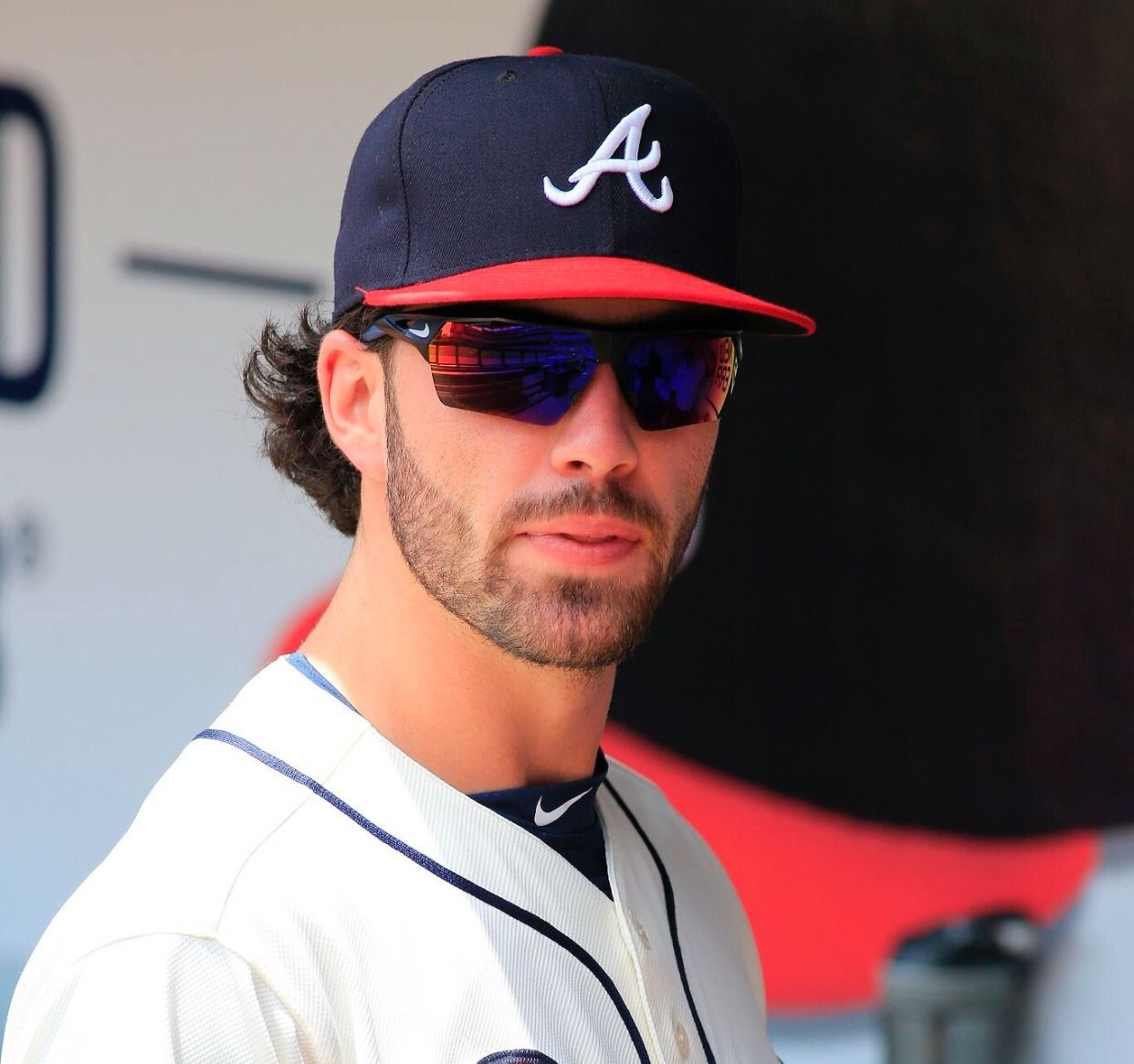 Pin By Catherine Ledbetter On Atlanta Braves Baseball Atlanta Baseball Hot Baseball Players Atlanta Braves Baseball