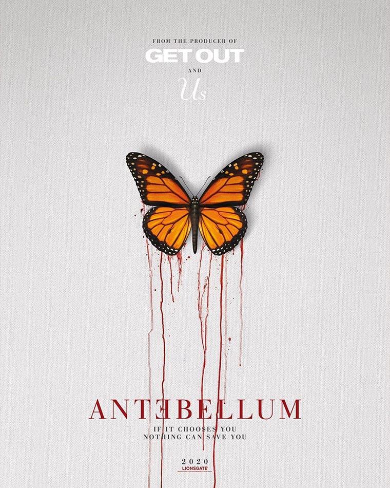 Antebellum Primer Teaser Subtitulado Cinescondite Antebellum Movie Posters Original Movie Posters
