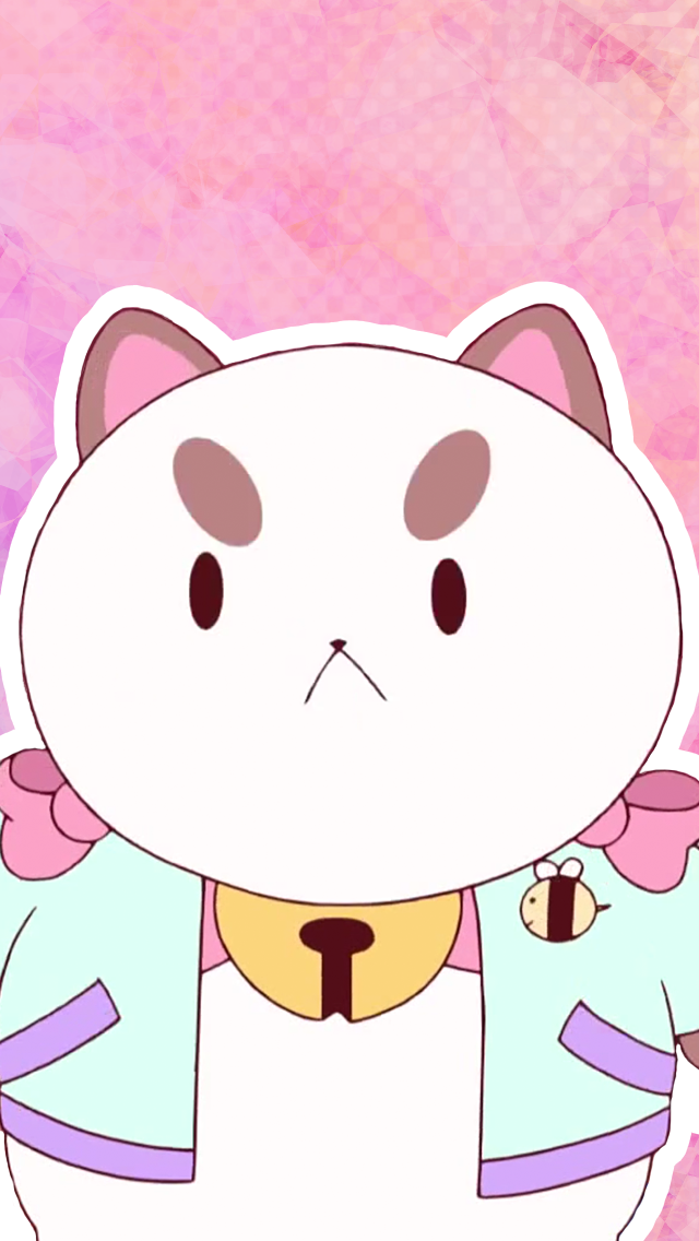 Bee and Puppycat wallpaper Bee, Iphone wallpaper, Cute