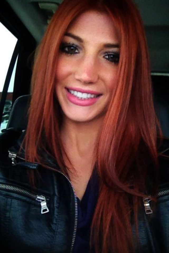 Copper Red Hair | photography | Pinterest | Copper red ...