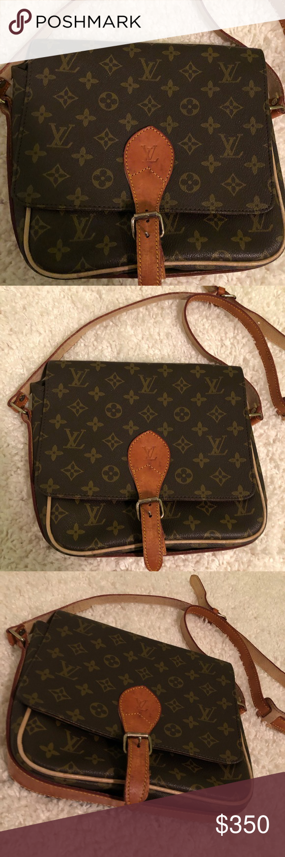 851d8ba33e44 Spotted while shopping on Poshmark  LOUIS VUITTON MUSETTE TANGO Shoulder  Bag Purse!  poshmark