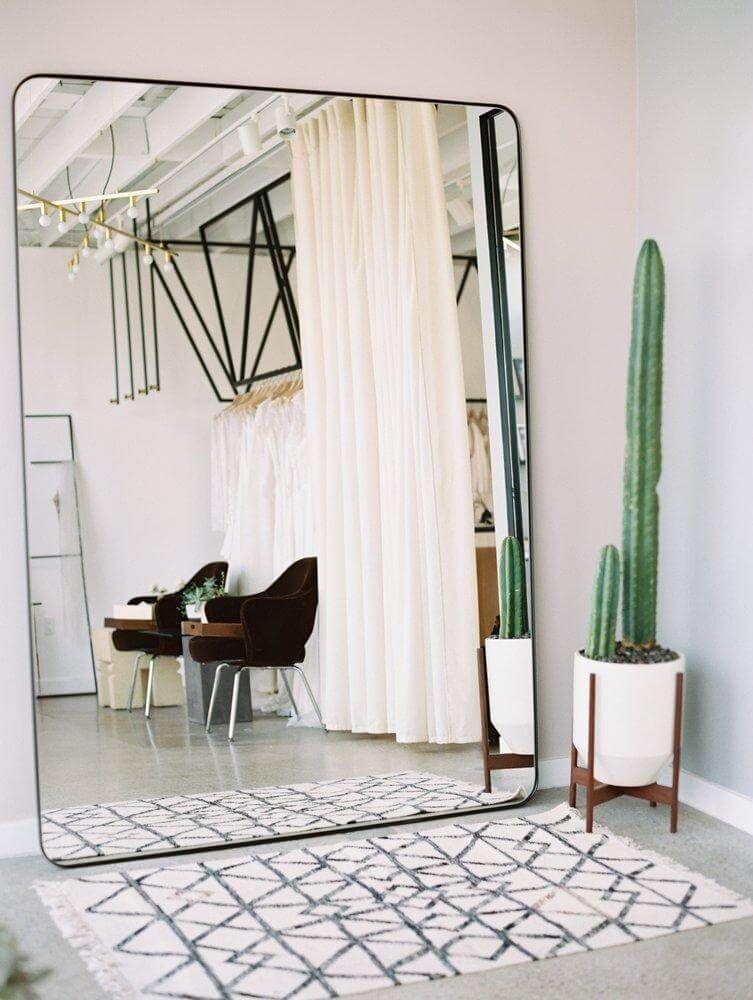 33 Mirror Decoration Ideas To Brighten Your Home Minimalist