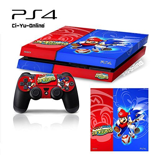 Faceplates, Decals & Stickers Nice Sony Ps4 Pro Skin Decal Sticker Vinyl Wrap Sailor Moon Pretty Guardian