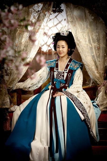 Queen Seon Deok Muhteşem Kraliçe 2009 Güney Kore Online Dizi