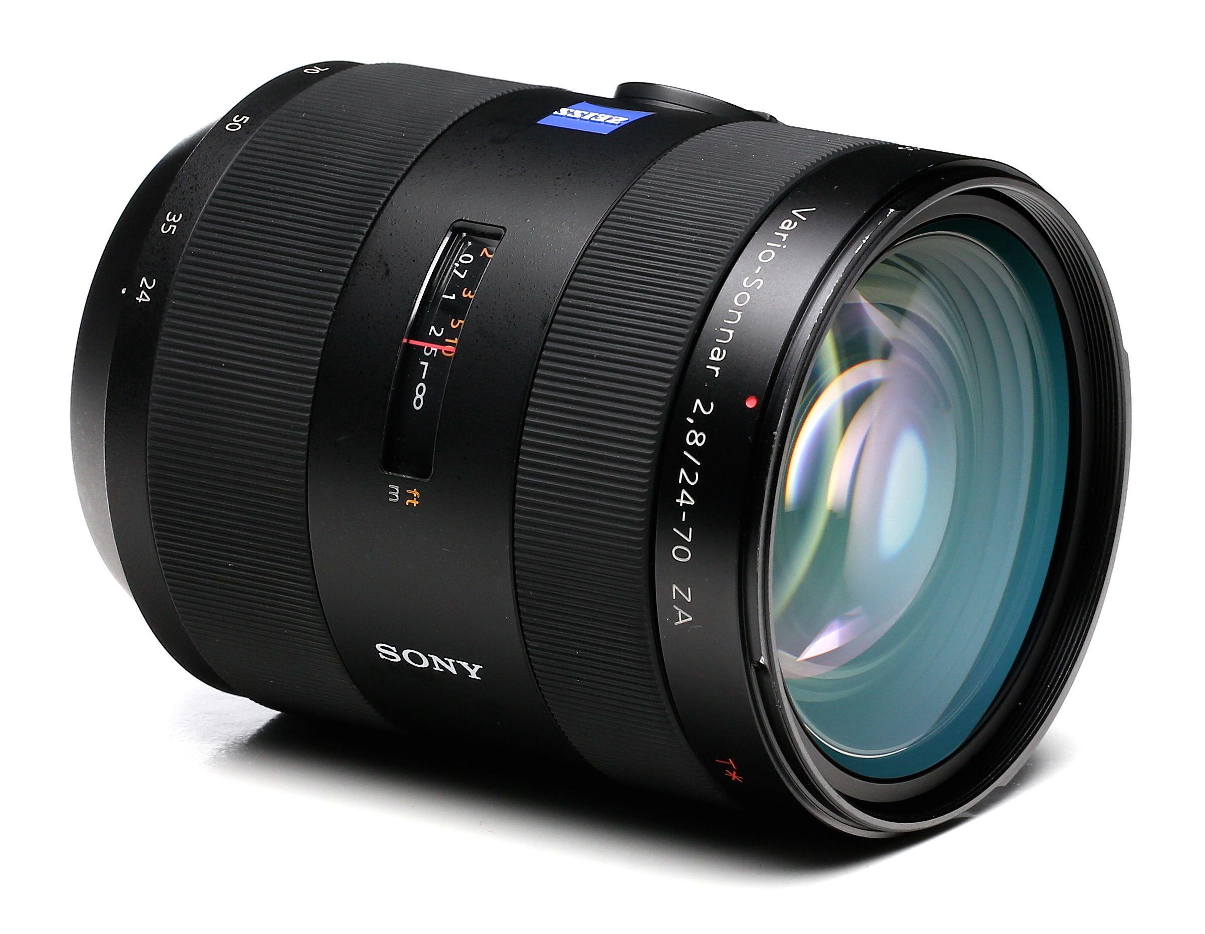 Sony zeiss alpha a mount 24 70mm f 2.8