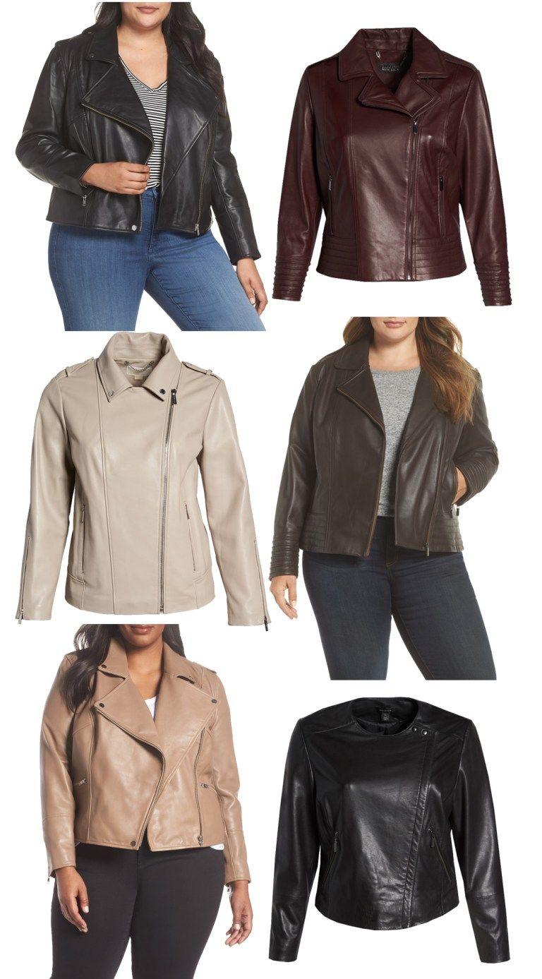 5034fafff78 Plus Size Nordstrom Anniversary Sale 2018 Picks - Plus Size Fashion for  Women - Plus Size Leather Jackets - alexawebb.com  alexawebb  plussize   nsale   ...