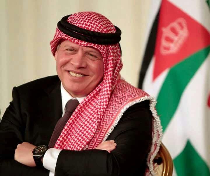 الملك عبدالله الثاني بن الحسين الأردن Jordan Royal Family Jordan Amman Jordans