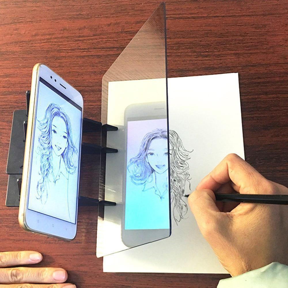 Drawing Board Mirror Reflector Basic Drawing Drawings Drawing Skills