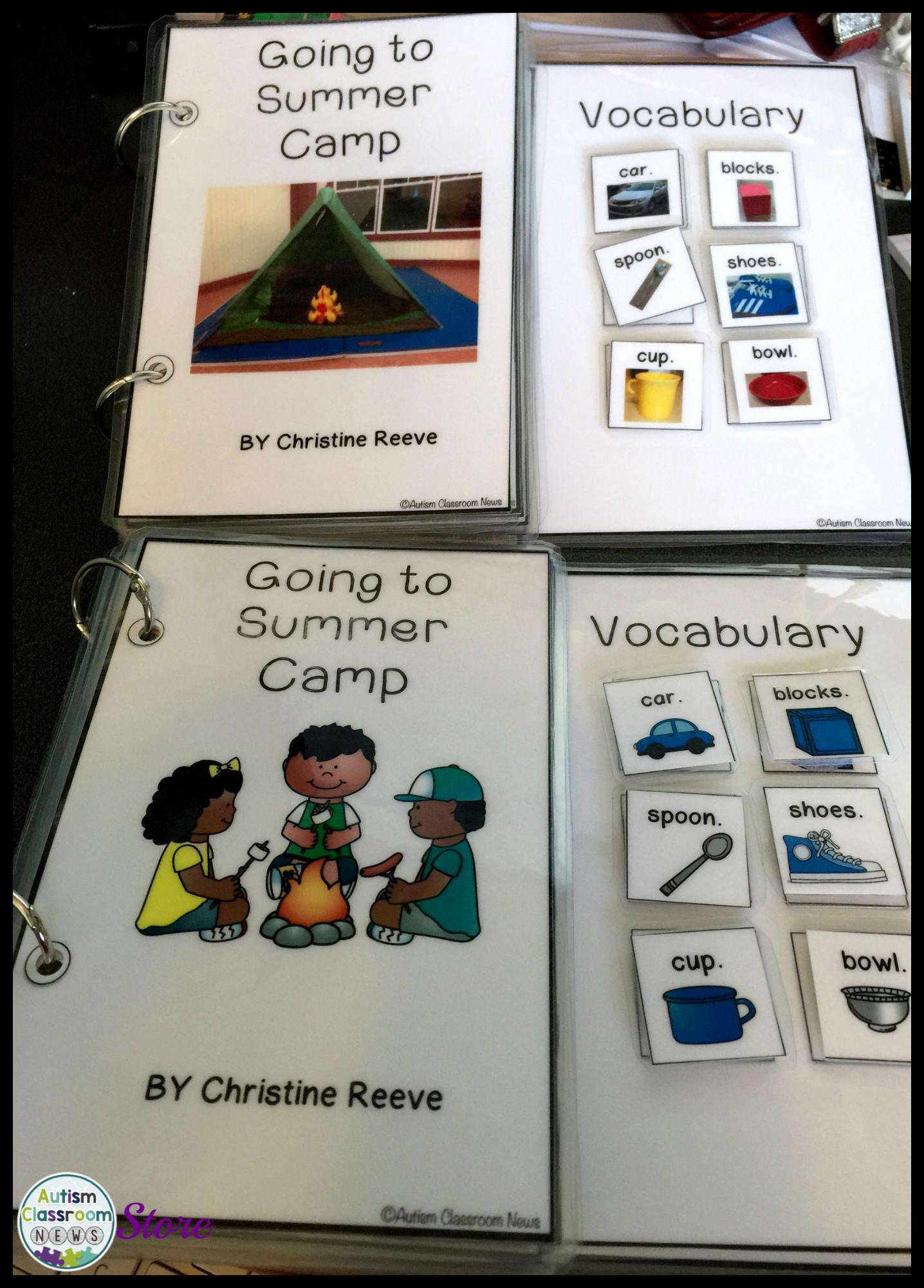 Summer Beginning Learner Skills Generalization Activities