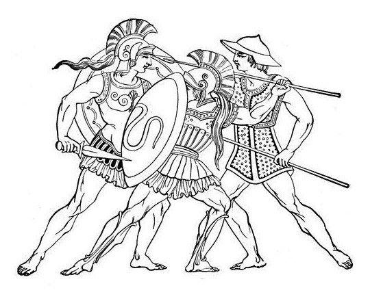 Spartan Army Dengan Gambar