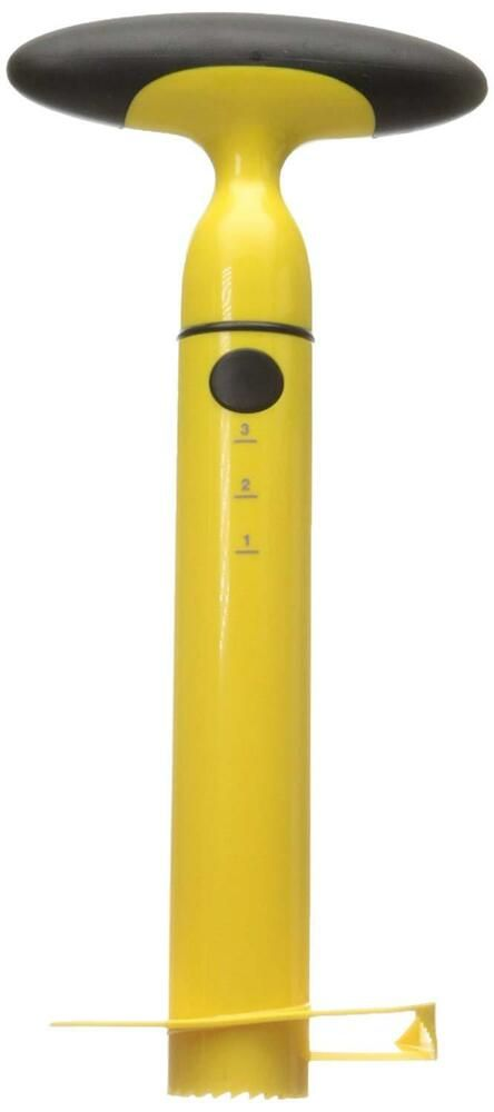 Details About Oxo Good Grips Ratcheting Pineapple Slicer Yellow New In Packaging Pineapple Slicer Good Grips Diy Dog Stuff