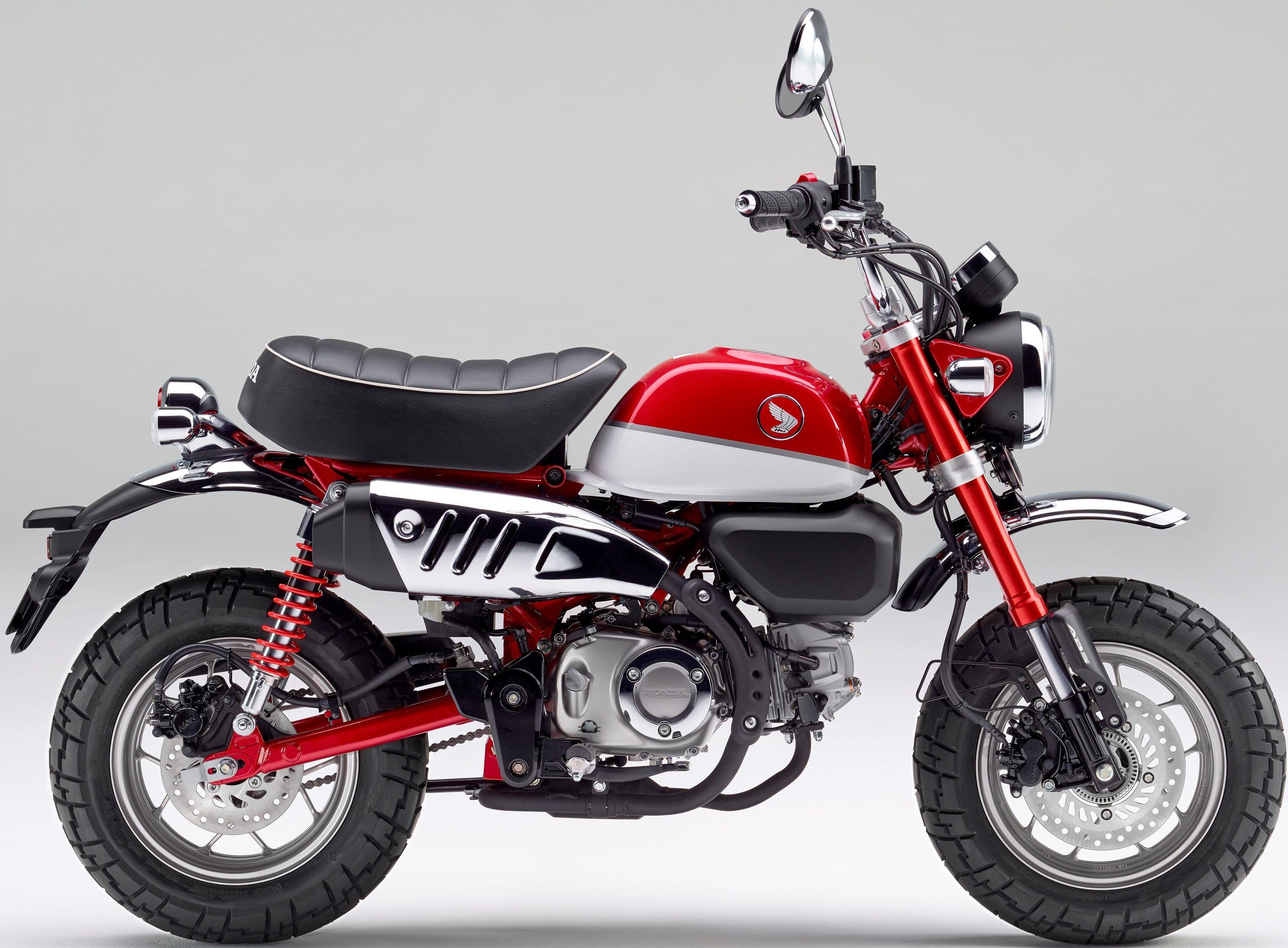 Nuova Honda Monkey 2018 Outdoor Fun Mini Bike Motor Scooters