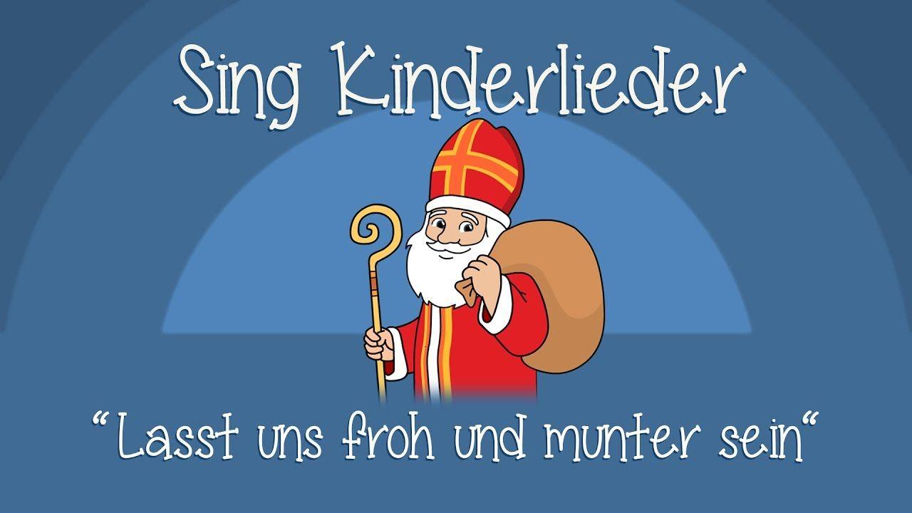 Nikolaus Und Weihnachtsmann Lied