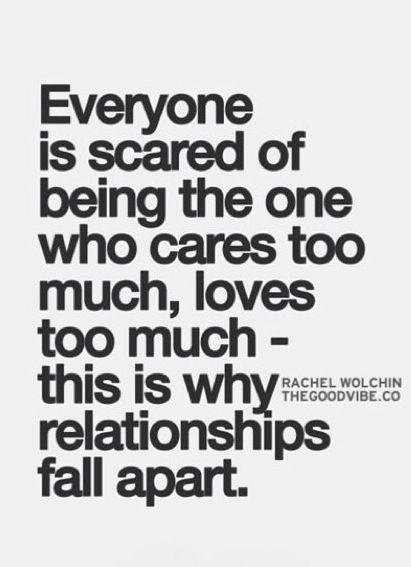 Quotes of relationships falling apart