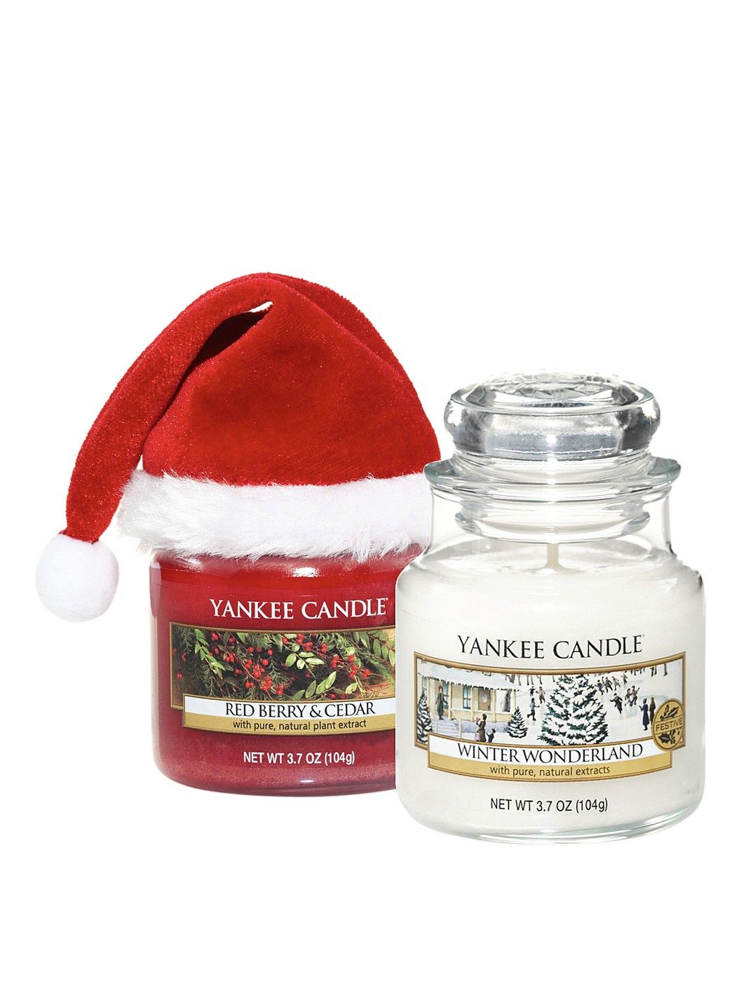 Yankee candle winter wonderland candles very christmas