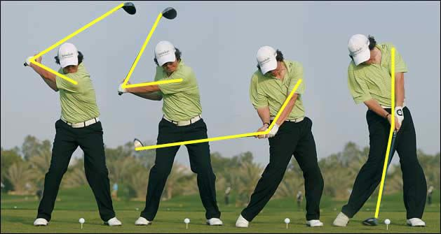 How to stop striking on the top of a golf ball? - The Bull Golf