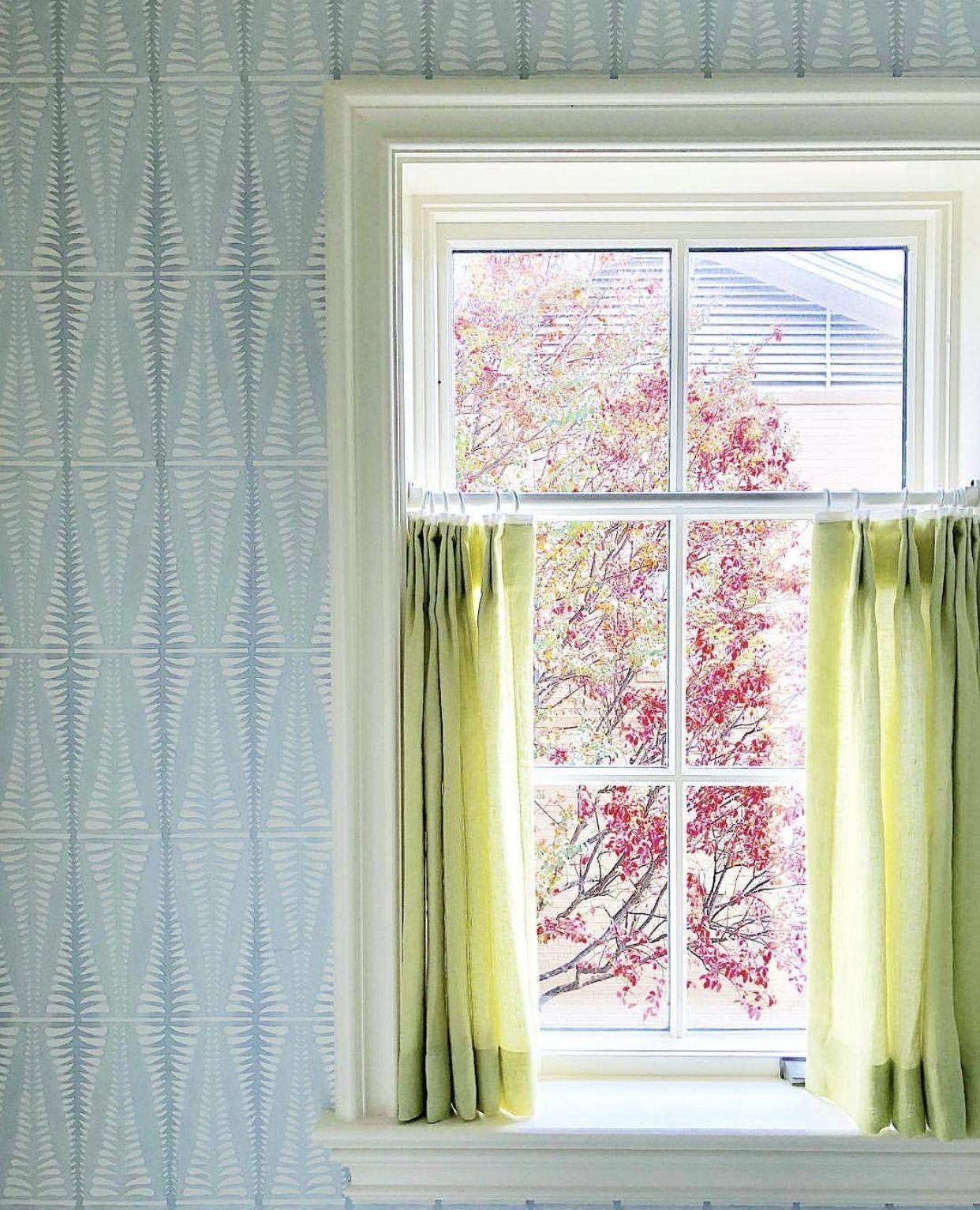 Cafe Curtains, Interior, Curtains