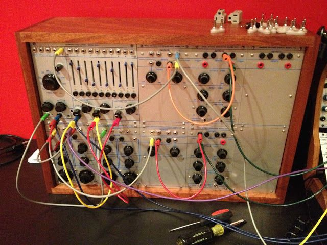 Matrixsynth Buchla 100 Series Clone Synthesizer Synthesizer Eurorack Clone
