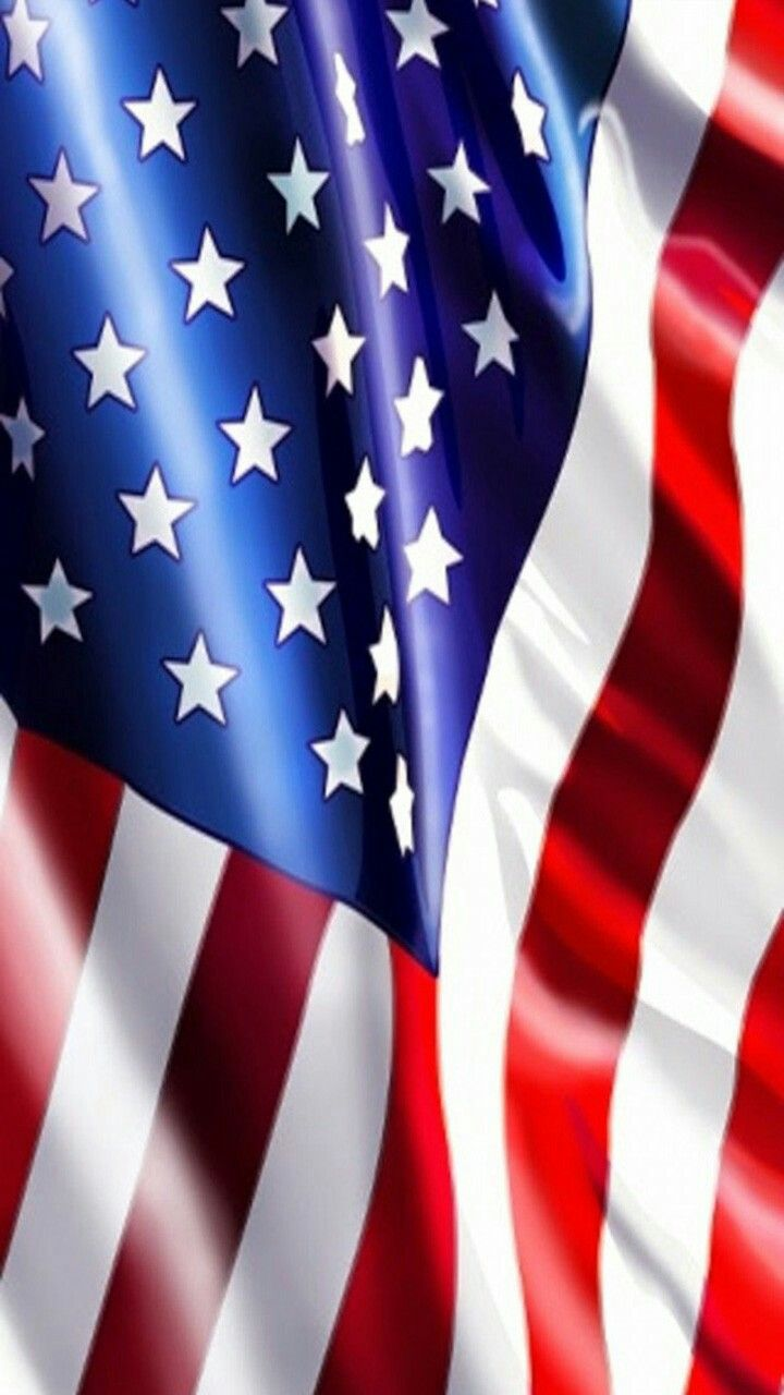 3d Hd American Flag Wallpaper American Flag Background American