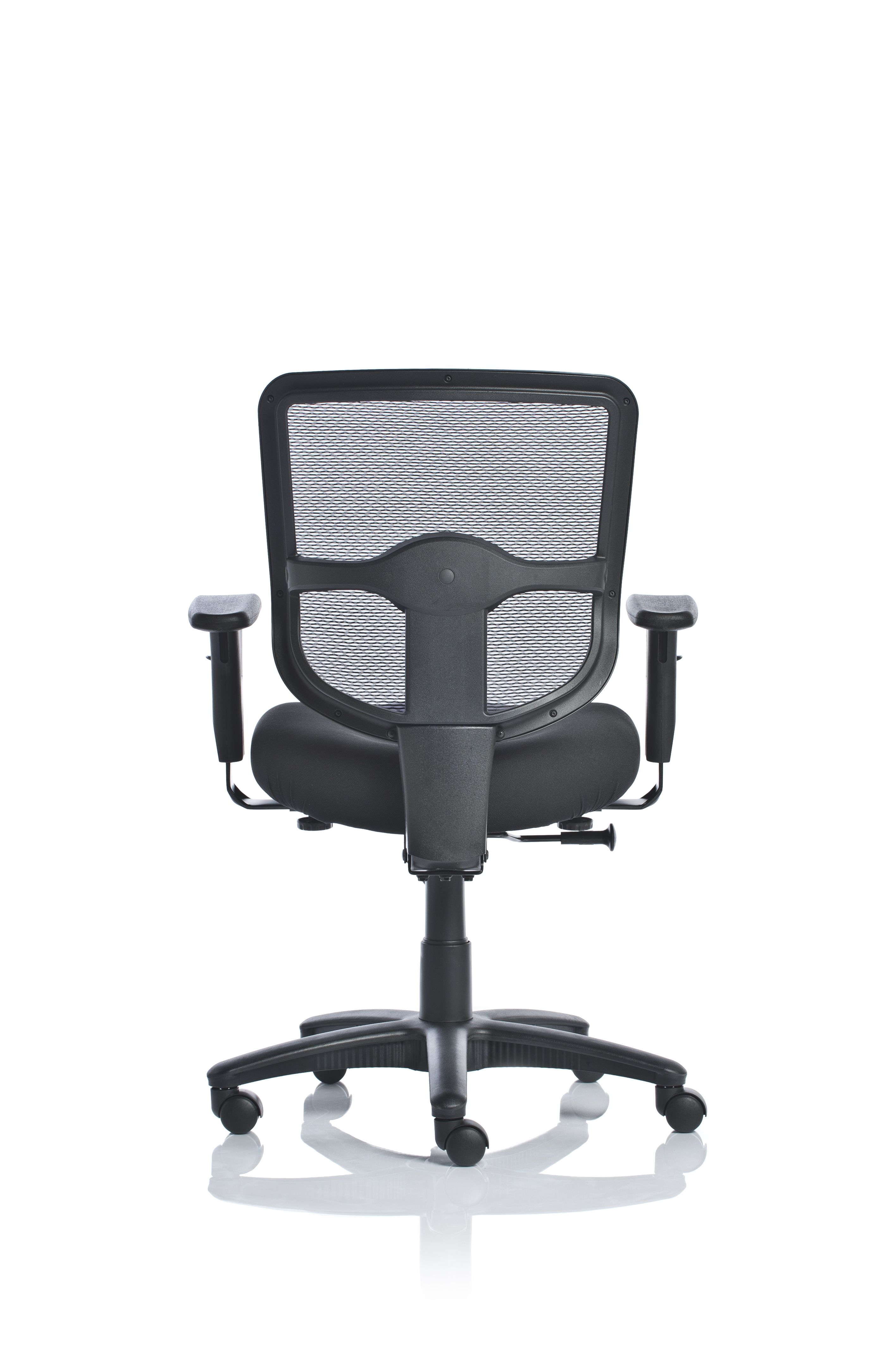 Capri Value Mesh Mid Back Task Chair Officechairs Officeseating Office Work Chairs How To Clean Furniture Contract Furniture Chair