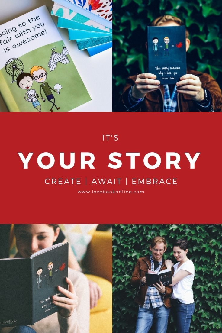 Personalized Love Stories