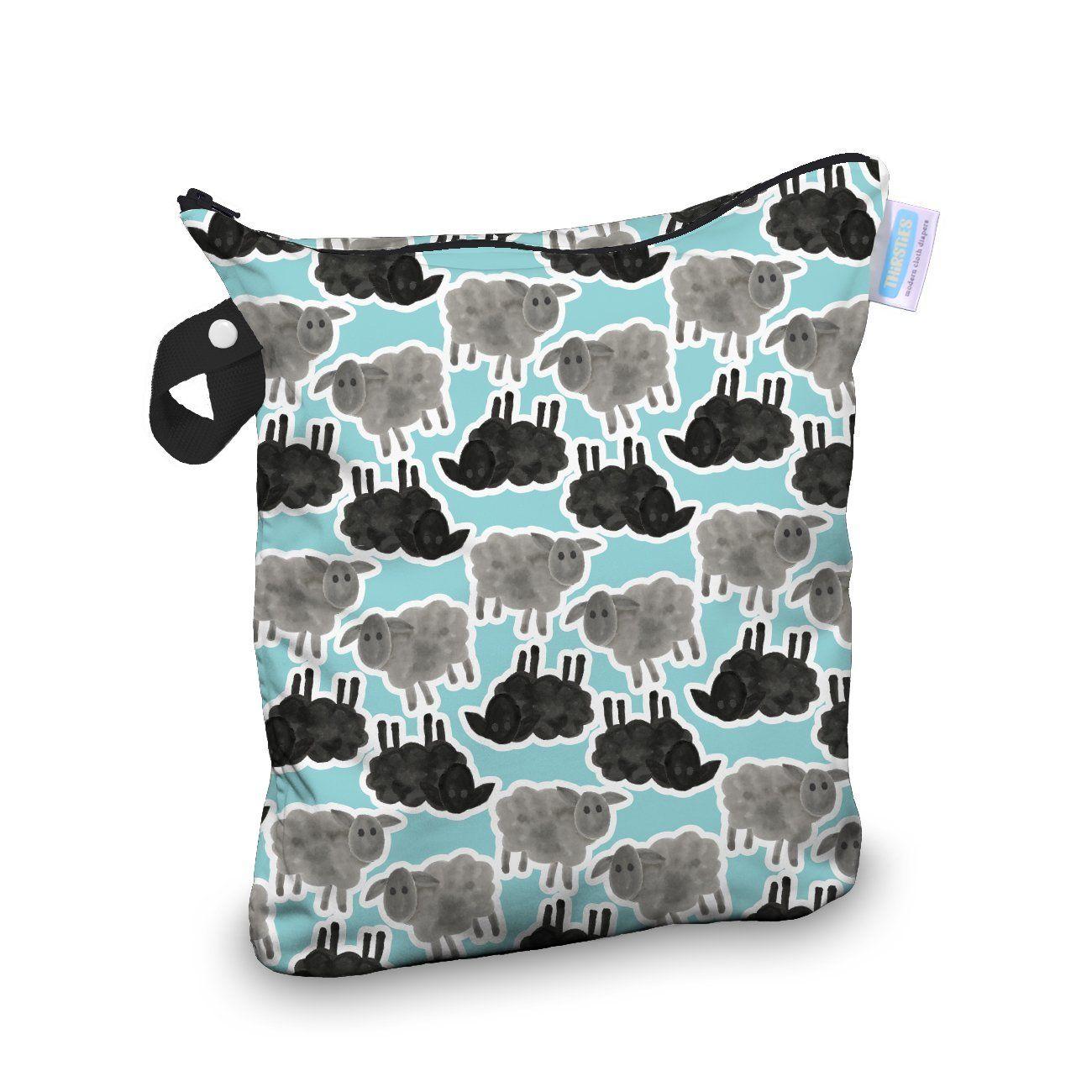 Thirsties Wet Bag | Wet bag, Diaper bag, Cloth diaper pail