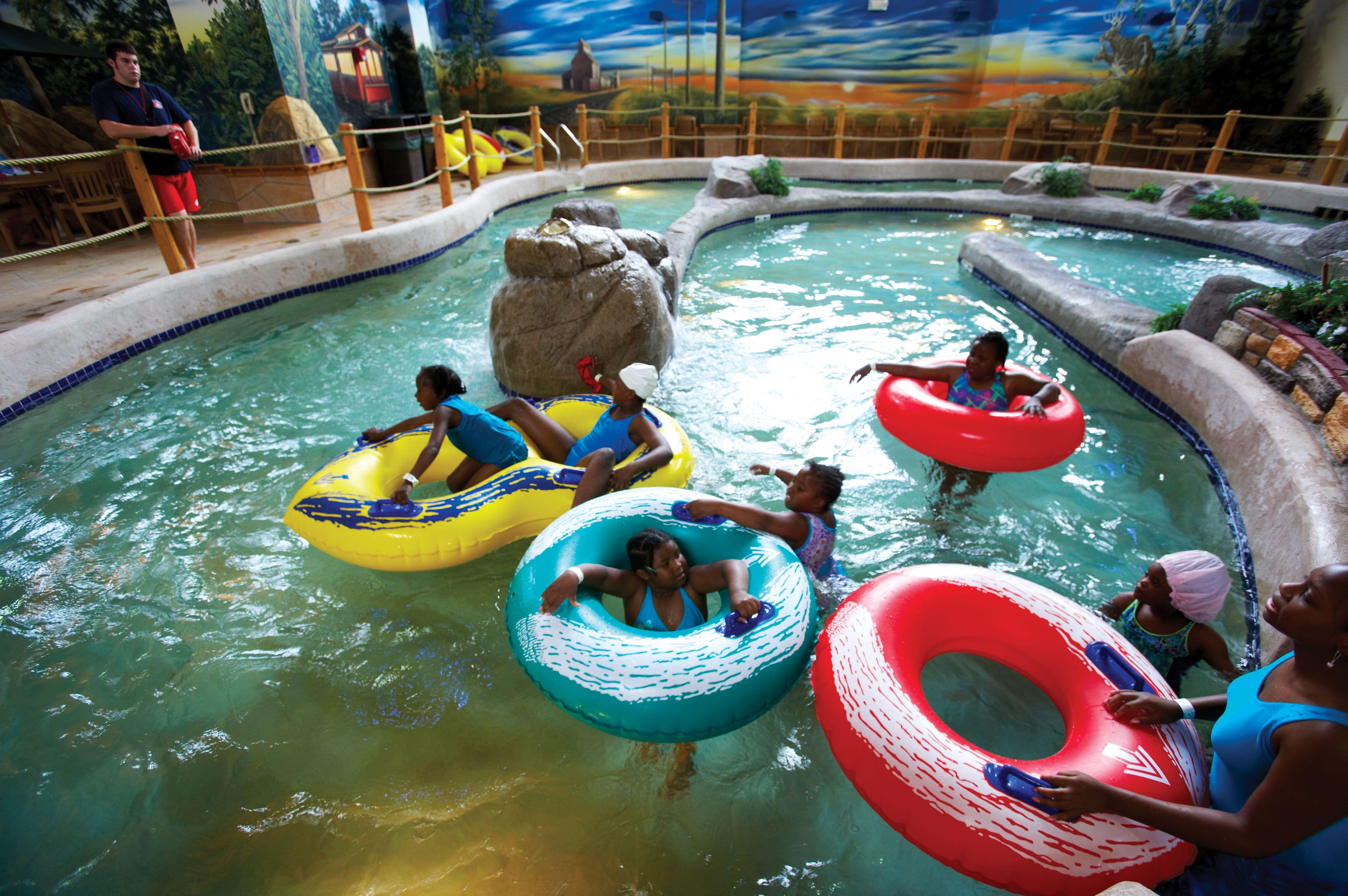 Thebarrelrollriver Innertubes Lazyriver Indoorwaterpark Fun Splash Indoor Waterpark Water Park Hot Tub Outdoor