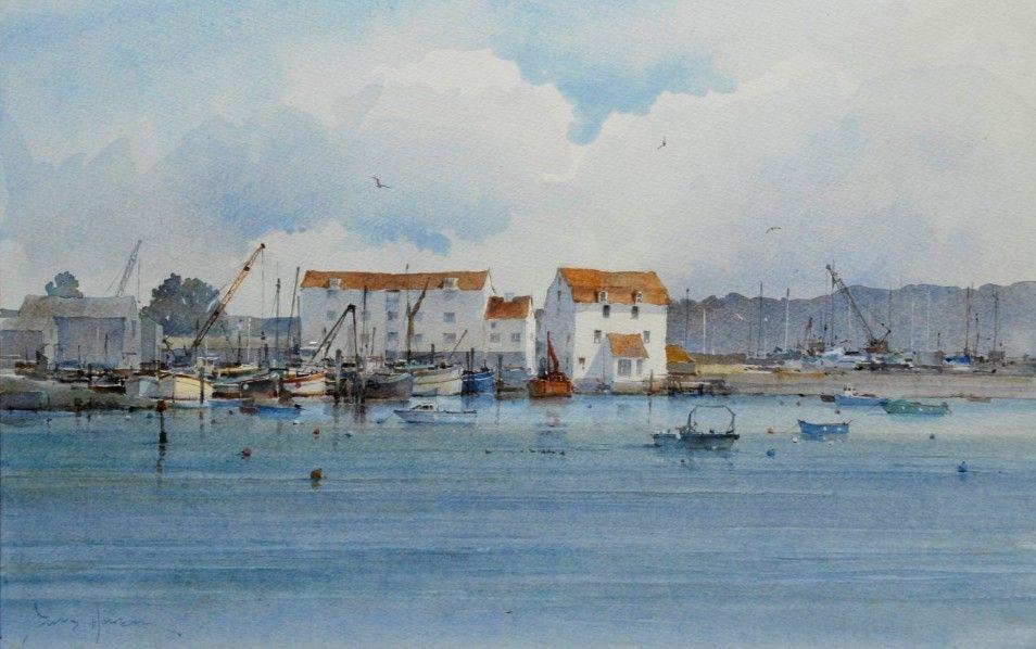 ボード Watercolor Landscape のピン