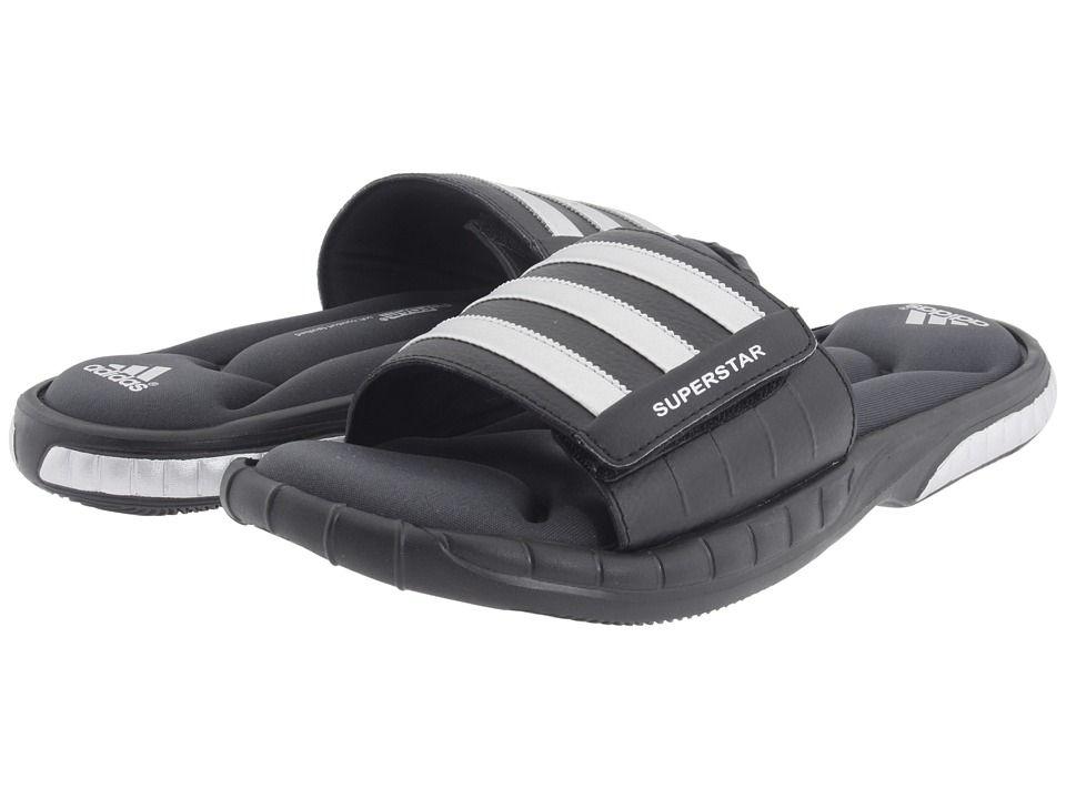 Adidas Performance Superstar 3g Blue Slides For Men
