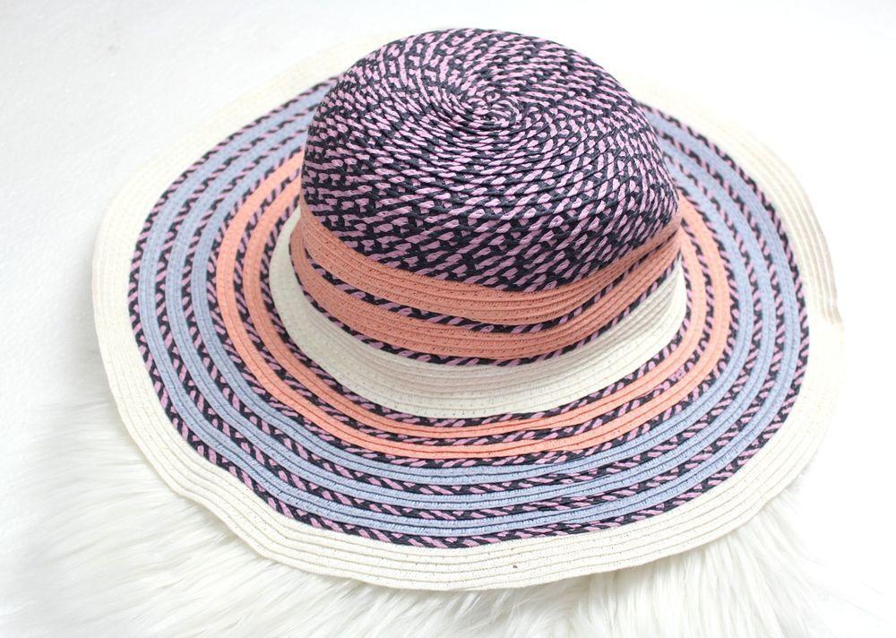 JEANSWEST Ladies Colourful Patterned Wide Brim Floppy Sun Hat  Jeanswest   WideBrim  Hats  sunhat 2233d53bbd91